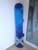 Snowboard Burton Custom X s vázáním Burton Cartel