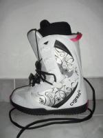 Snowboardové boty Cygnus Ricky dámské
