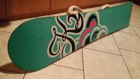 Dámský snowboard K2 146cm