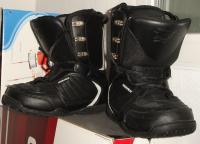 snowboard Gravity+vázání+boty